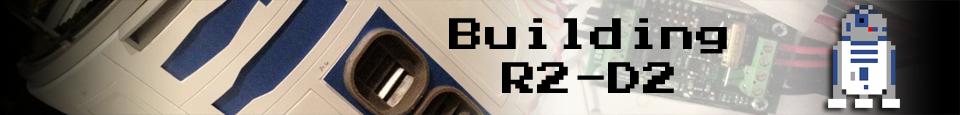Building R2-D2 Logo